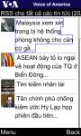 VOA Vietnamese for Java Phones screenshot 4/6