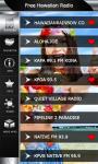 Free Hawaiian Radio screenshot 2/6