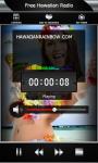 Free Hawaiian Radio screenshot 3/6