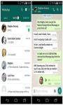 WhatsApp Messenger for J2ME screenshot 1/1