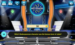 Game millioneren screenshot 2/3