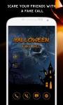 Halloween Fake Call screenshot 4/6