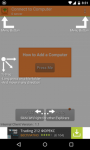 WiFi PC File Explorer screenshot 1/2