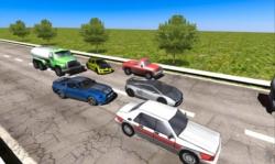 Cars Traffic Racer games screenshot 1/3