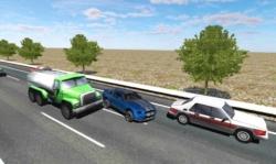 Cars Traffic Racer games screenshot 3/3