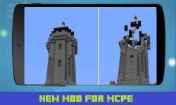 Explosive Arrows Mod for Minecraft PE screenshot 2/3