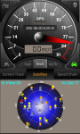 GPS Racing Speedometer screenshot 1/4