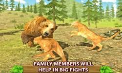 Furious Cougar Simulator screenshot 3/5