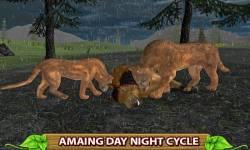 Furious Cougar Simulator screenshot 4/5