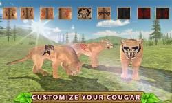 Furious Cougar Simulator screenshot 5/5