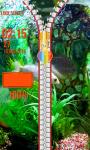 Zipper Lock Screen Fish screenshot 5/6