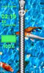 Zipper Lock Screen Fish screenshot 6/6