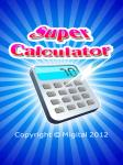 Super Calculator_Lite screenshot 1/5