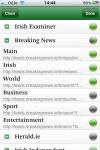 News Ireland screenshot 1/1