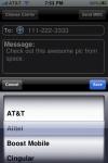 QuikMMS - FREE MMS Messaging screenshot 1/1