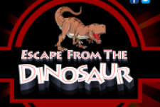 Escape From Dinosaur screenshot 1/3