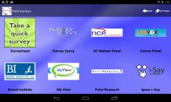 Survey-n-More : Paid Surveys and Freebies screenshot 2/5