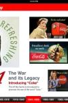 Coca-Cola Heritage Timeline screenshot 1/1