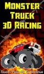 Monster Truck 3D Racing screenshot 1/1