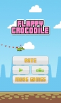 Flappy Crocodile screenshot 1/4