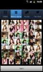 Girls Generation SNSD Game screenshot 1/6