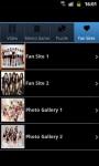Girls Generation SNSD Game screenshot 3/6