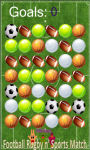 football rugby and sports match mania game free screenshot 2/5