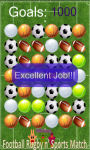 football rugby and sports match mania game free screenshot 4/5