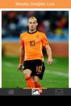 Wesley Sneijder Live Wallpaper Free screenshot 4/5