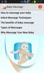 Baby_Massage screenshot 1/2