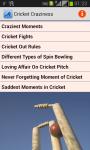 Cricket Craziness screenshot 1/3