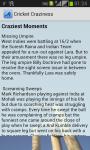 Cricket Craziness screenshot 2/3