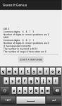 Guess It Genius screenshot 6/6