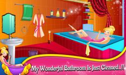 Princess Clean Bathroom screenshot 3/3