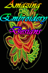 Amazing Embroidery Designs screenshot 1/3
