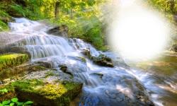 Waterfall Frames Waterfall Live Wallpaper screenshot 5/5