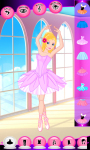 Ballerina Girls Dress Up Games screenshot 3/6
