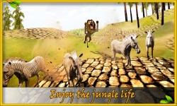 War of Jungle King : Lion Sim screenshot 3/4