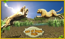 War of Jungle King : Lion Sim screenshot 4/4
