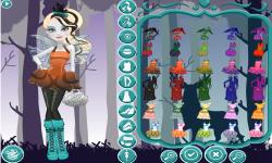 Faybelle Thorn Dress Up screenshot 2/4