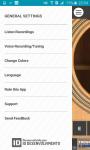 Guitar Tuner - Afinador screenshot 3/6