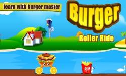 Burger Roller Ride screenshot 1/5