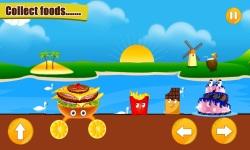 Burger Roller Ride screenshot 2/5