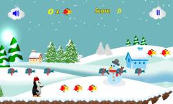 Penguin Run 2d screenshot 2/5