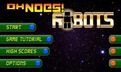 Oh Noes Robots FREE screenshot 1/6
