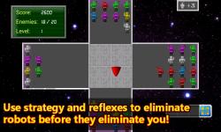 Oh Noes Robots FREE screenshot 3/6