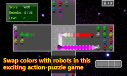 Oh Noes Robots FREE screenshot 4/6