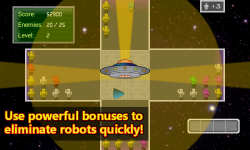 Oh Noes Robots FREE screenshot 5/6