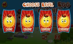 Chicken egg Catcher: Farm Game screenshot 4/4
