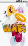 SMS Unlimited-All SMS Content screenshot 1/6